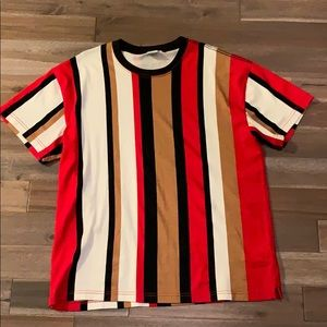 Urban Outfitters stripe tee L
